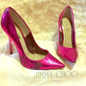 "JIMMY CHOO ""Tippi"", Icons Collection"